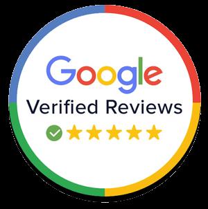 Best Reviewed Web Designers on Google